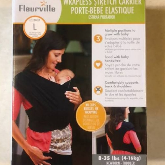 e0338aea33d Fleurville Baby carrier S M. M 5b8dd164a31c33cd09b6afae. Other Accessories  ...